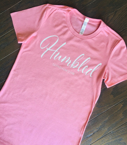 "WOMEN'S ""HUMBLED"" T-SHIRT"