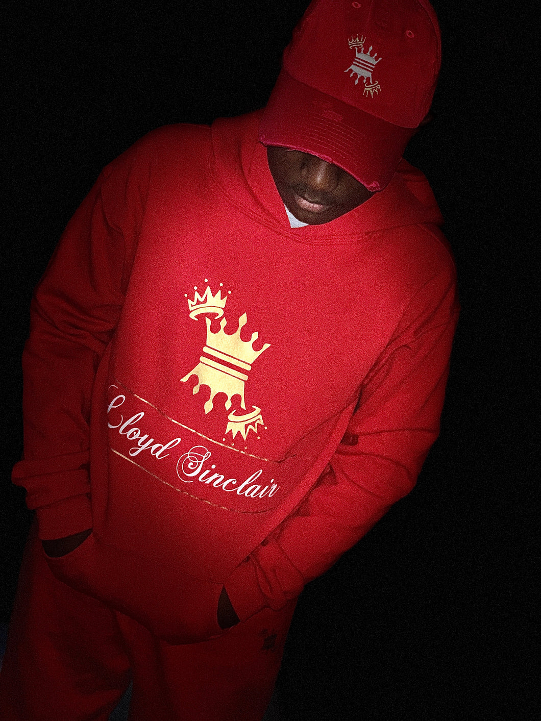 YOUTH UNISEX LLOYD CROWN SWEATSUIT