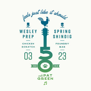 WESLEY PREP SPRING SHINDIG - EVENT TICKETS