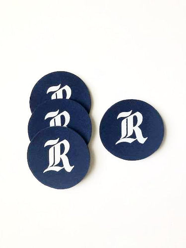 Neoprene Coaster Set (4)