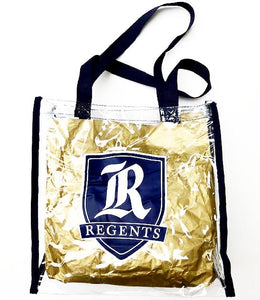 Stadium Approved Clear Bag