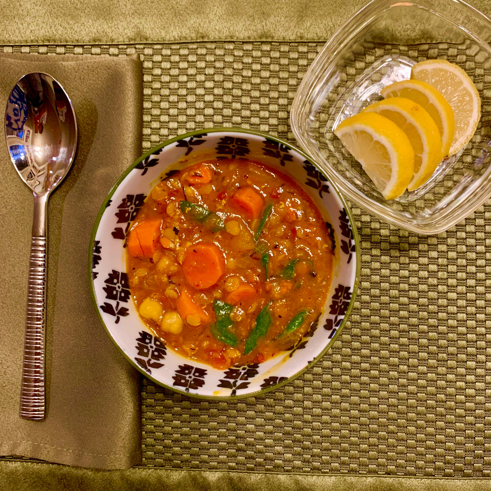 All Shuk Up® Vegetarian Lentil Soup