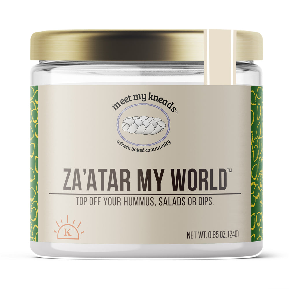 ZA'ATAR MY WORLD™ is BACK IN STOCK! Quantities are limited!