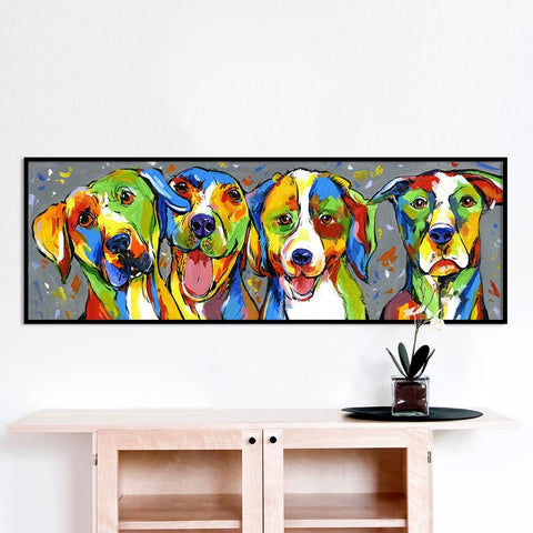 Image of Puppy Friendship Wall Art
