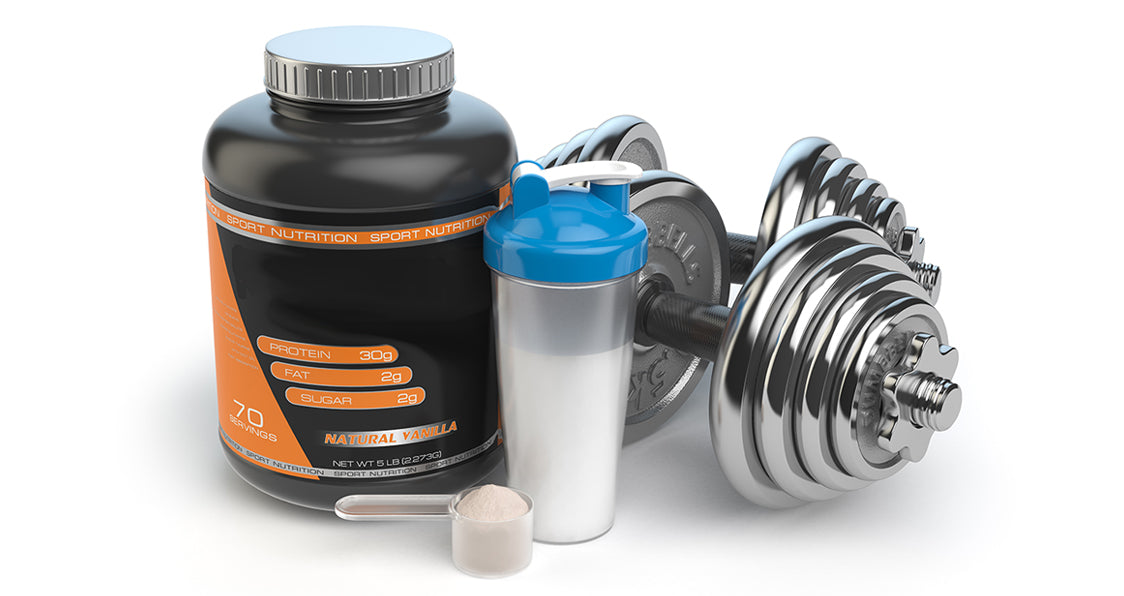 An image showing the best fat burners for bodybuilding