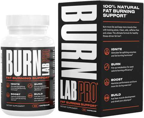 Burn Lab Pro fat burner