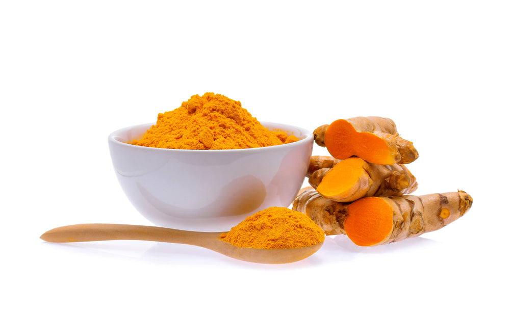 Turmeric is a high thermic effect food