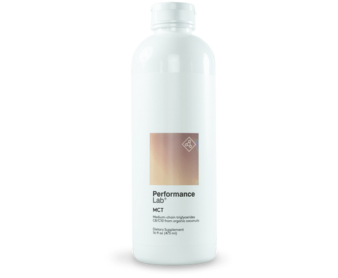 Performance Lab MCT Bottle