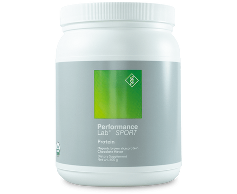 Performance Lab Protein without artificial sweeteners