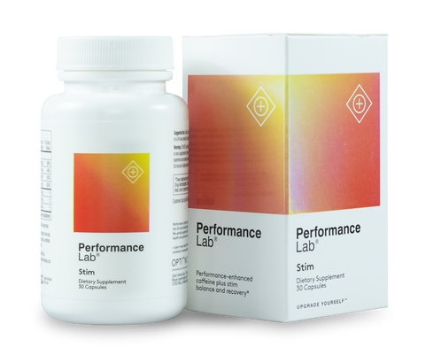 Performance Lab Stim Caffeine Pill without artificial sweeteners
