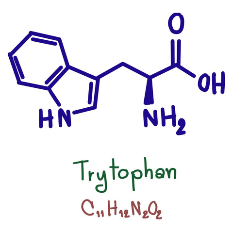 l-trytophan as the most effective natural sleep aid