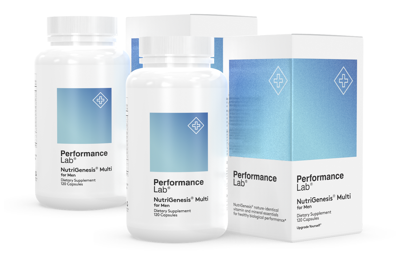 NutriGenesis® Multi for Men