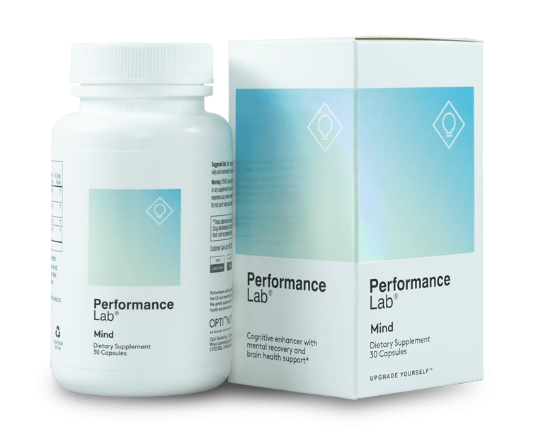 Performance Lab® Mind Product Shot