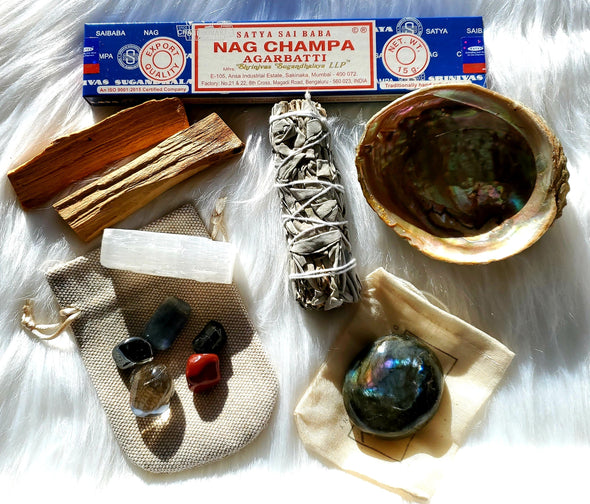CLEANSING BUNDLE GIFT BOX