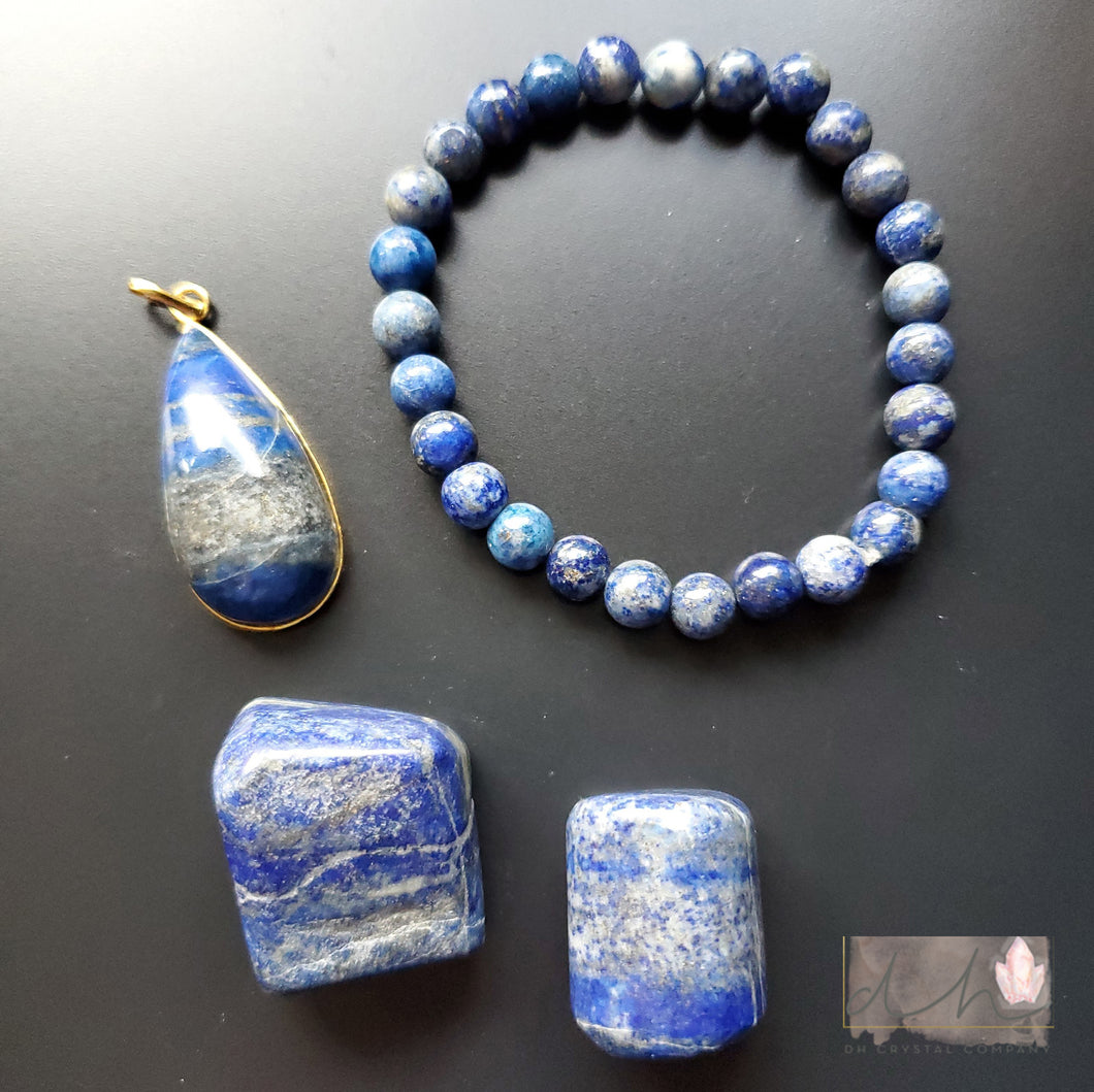 LAPIS LAZULI COLLECTION GIFT SET