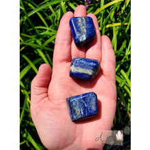 Load image into Gallery viewer, LAPIS LAZULI - (HAND POLISHED)