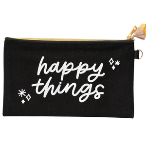 Happy Things Pencil Bag