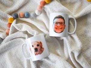 Personalized Gifts | Put Custom Faces On Mugs