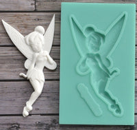 Fairy Silicone Fondant / Icing Mould