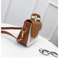 Musical Piano Handbag with Shoulder Strap - 3 colours