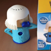 Cool Mama Fridge Deodoriser Freshener - Just Add Baking Soda