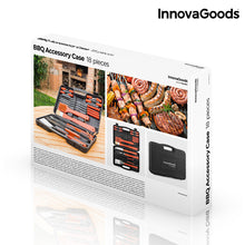 Charger l'image dans la galerie, InnovaGoods Barbecue Accessory Case (18 Pieces)