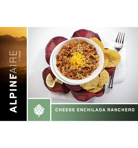 ALPINEAIRE CHEESE ENCHILADA RANCHERO