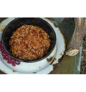 BACKPACKER'S PANTRY LOUISIANA BEANS AND RICE