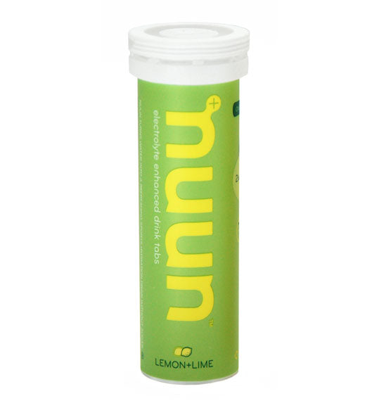 LEMON LIME NUUN ELECTROLYTE HYDRATION TABLETS