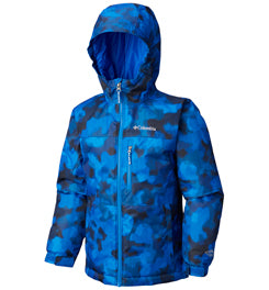 COLUMBIA MAGIC MILE JACKET - BOY'S