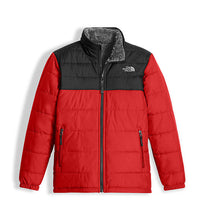 Load image into Gallery viewer, THE NORTH FACE REVERSIBLE MOUNT CHIMBORAZO JACKET - BOY'S