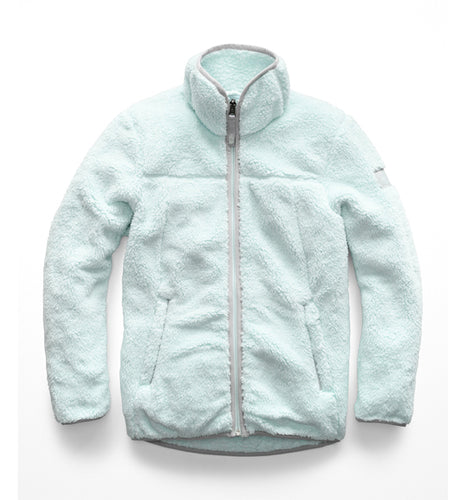 THE NORTH FACE CAMPSHIRE FULL-ZIP FLEECE JACKET - GIRL'S