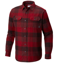 Load image into Gallery viewer, COLUMBIA FLARE GUN FLANNEL III LONG SLEEVE SHIRT - MEN'S