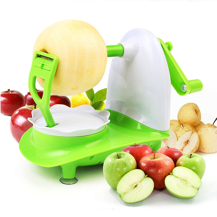 New Semi-automatic Hand-cranked Fruit Peeler