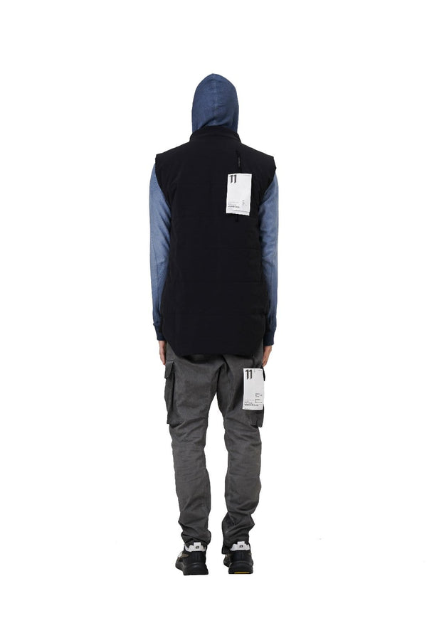 MyPicSocks Vests 11 by BORIS BIDJAN SABERI-Vests-31-V1C-F1338-23 BLACK
