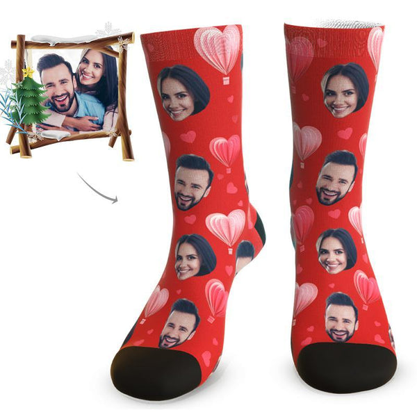 MyPicSocks Custom Face Socks