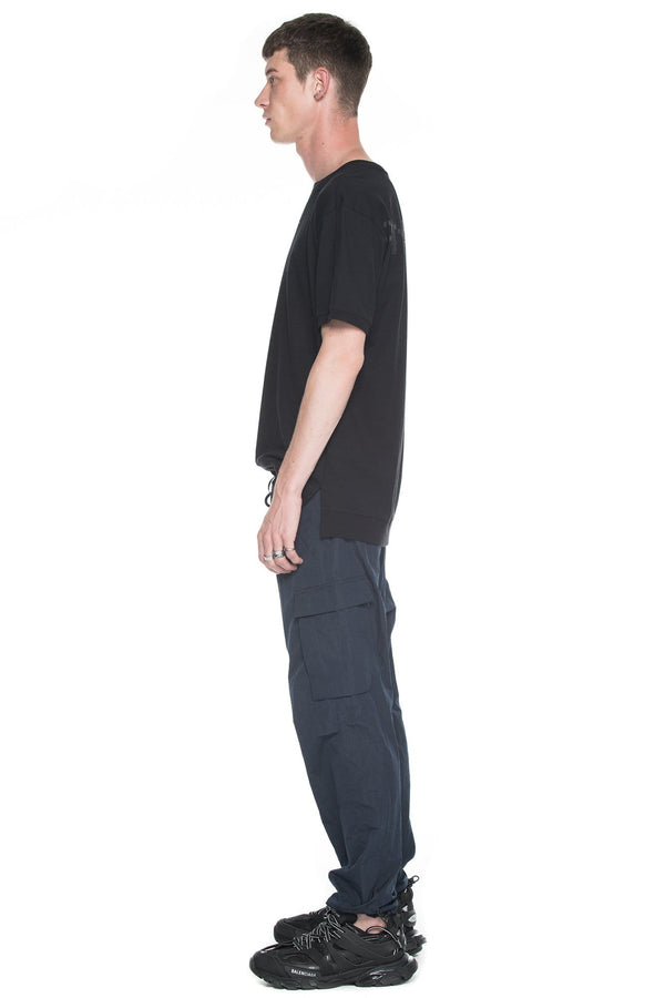 MyPicSocks Casual Pants CARGO PANTS - MASARU - RELAXED FIT - NAVY BLUE