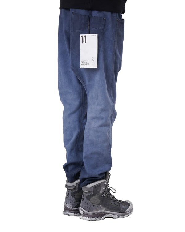MyPicSocks Casual Pants Casual Pants-59-P4C-F1475-12 DARK BLUE