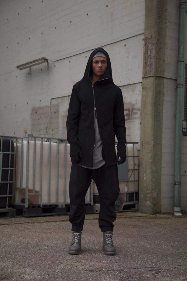 MyPicSocks Sweat-hoodie DARTED ERGO HOOD