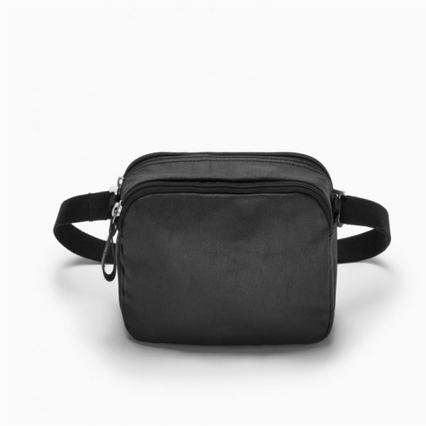 "MyPicSocks Bag Hip Bag ""Jet Black"""