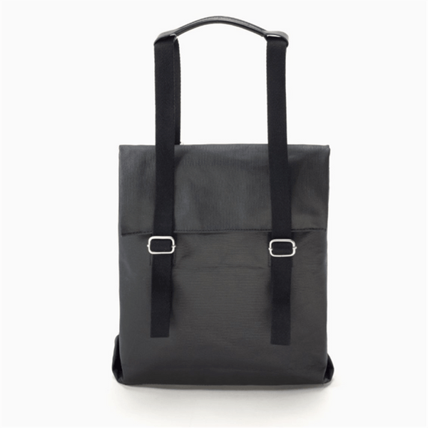 "MyPicSocks Bag Small Tote ""Washed Black"""