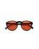 MyPicSocks Suglasses Regular / SS20 / Unisex Sunglasses - Blow - Frame Black Lens Red