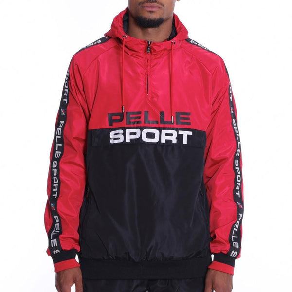 MyPicSocks Sweat-hoodie Vintage sports jacket Red