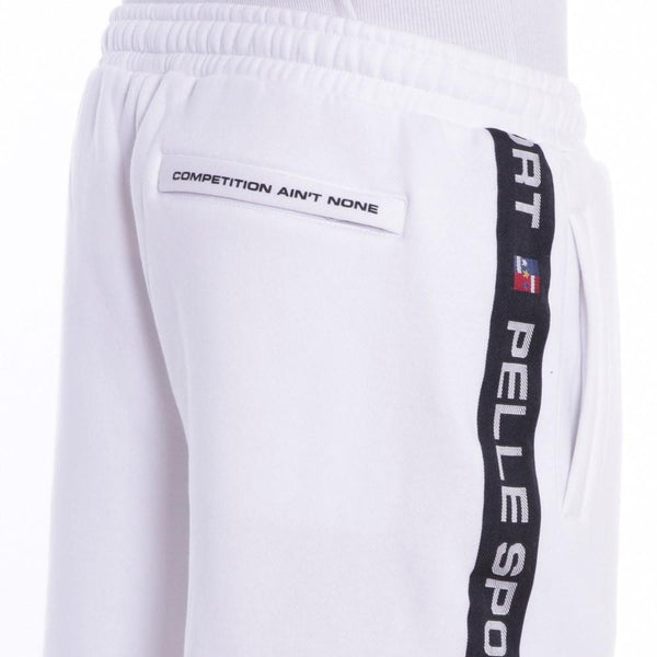 MyPicSocks Shorts Vintage sports sweatshort White