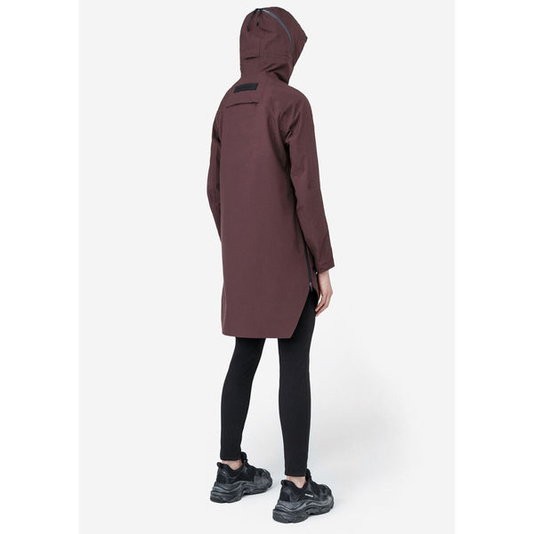 MyPicSocks Jacket Women's techno raincoat Q163/7 MISHIMA