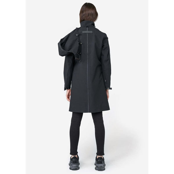MyPicSocks Jacket Women's Trench Coat Q162/1 BLERIOT