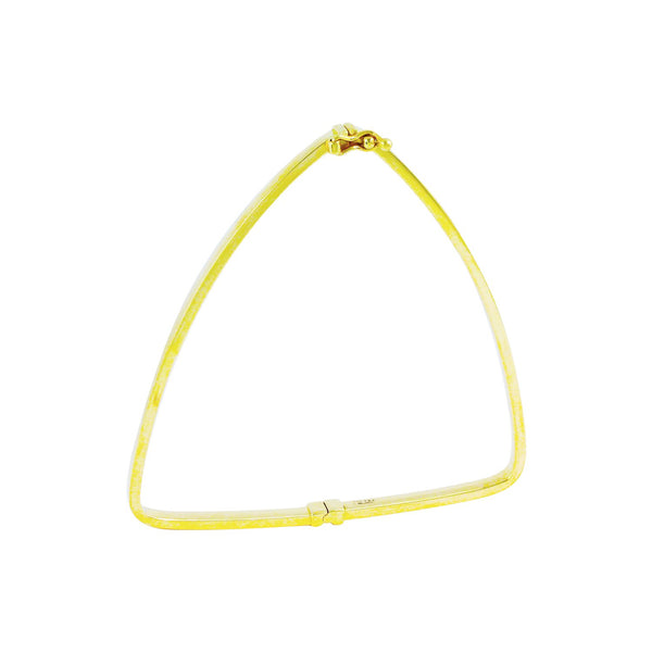 Keepsake Collection Louvre Triangle Bangle