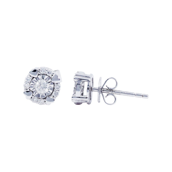 The Trevi Earrings 6.45mm