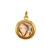 "The Modern Muse Collection ""MUTED EUPHORIA"" Italian Gold Pendant"