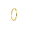 18K Saudi Gold Full Eternity Cubic Zirconia Ring